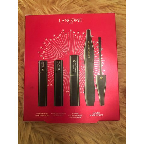 1d3bb87eb3e Lancôme hypnôse drama mascara miniature collection... - Depop