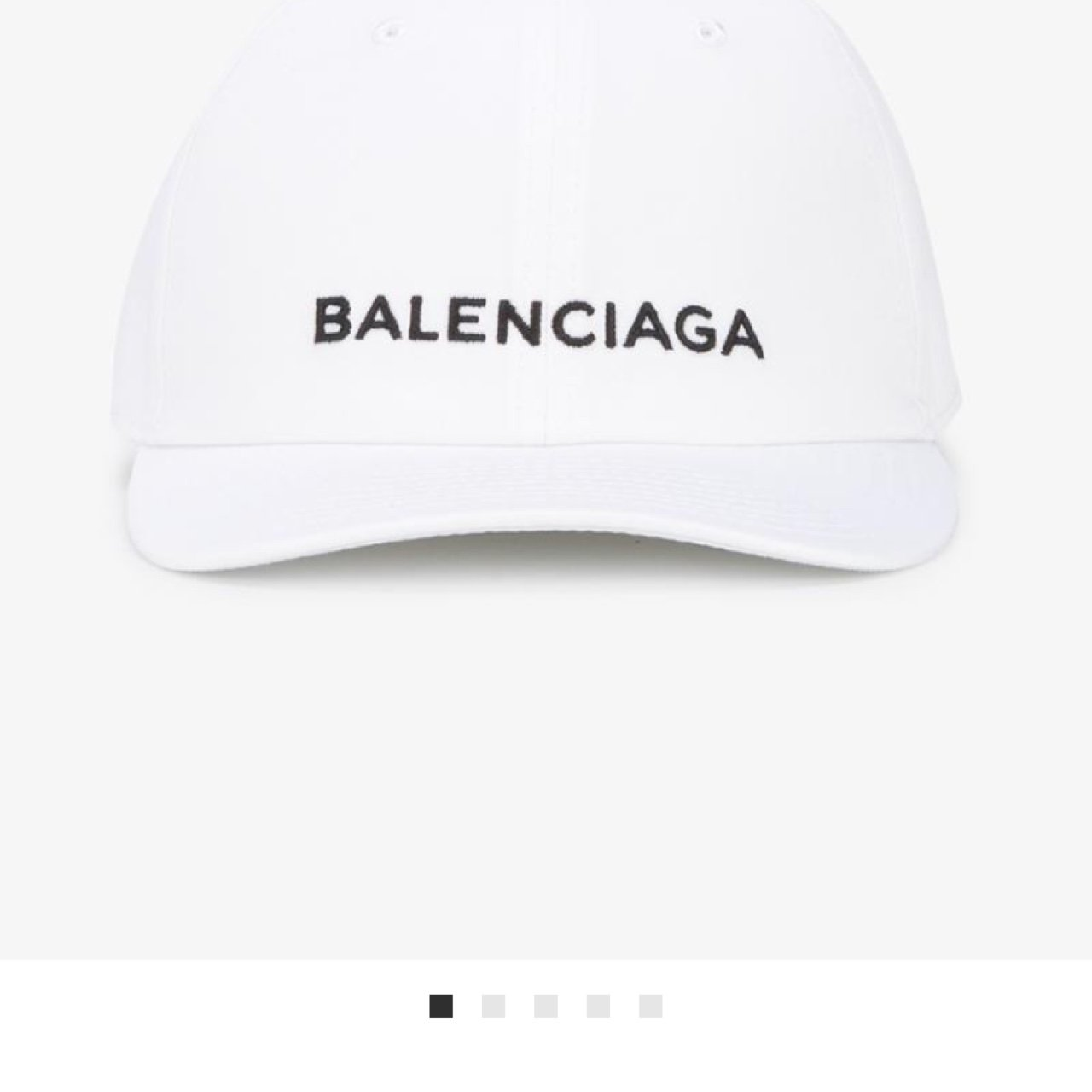 Balenciaga Dad cap - SOLD OUT ONLINE Give your look a has - Depop 6ce9bedeeb6