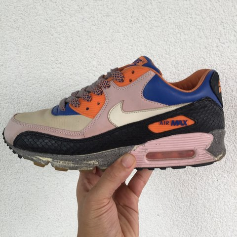 7e981e06a3 usa nike air max 90 king of the mountain released in 2008 depop 8529c a5825