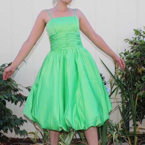 Tinker Bell Prom Dresses Turquoise