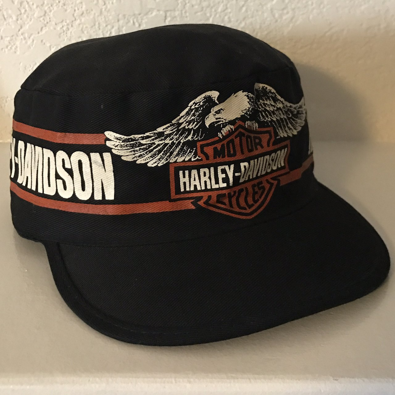 Vintage Harley Davidson Hat painter hat. Like new 5db26eed321