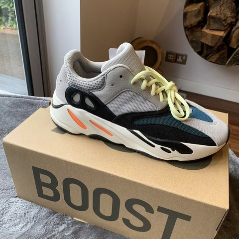 official photos 25642 0e8cf Adidas x Yeezy 700 Boost OG Brand new, boxed. Size... - Depop