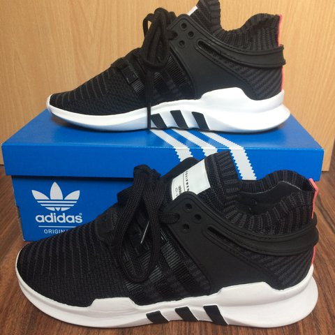 566bfdccd026 Adidas EQT Support Advantage black- 0