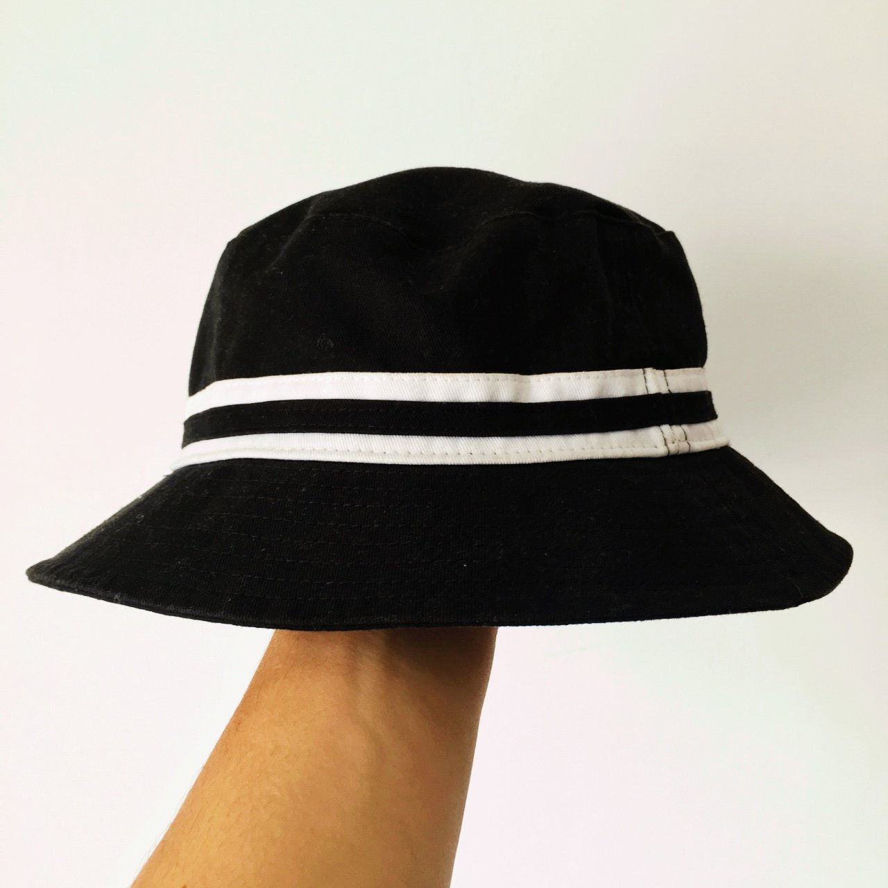 79b055637c8 Bucket hat from Topman. One size perfect for summer. Worn a - Depop