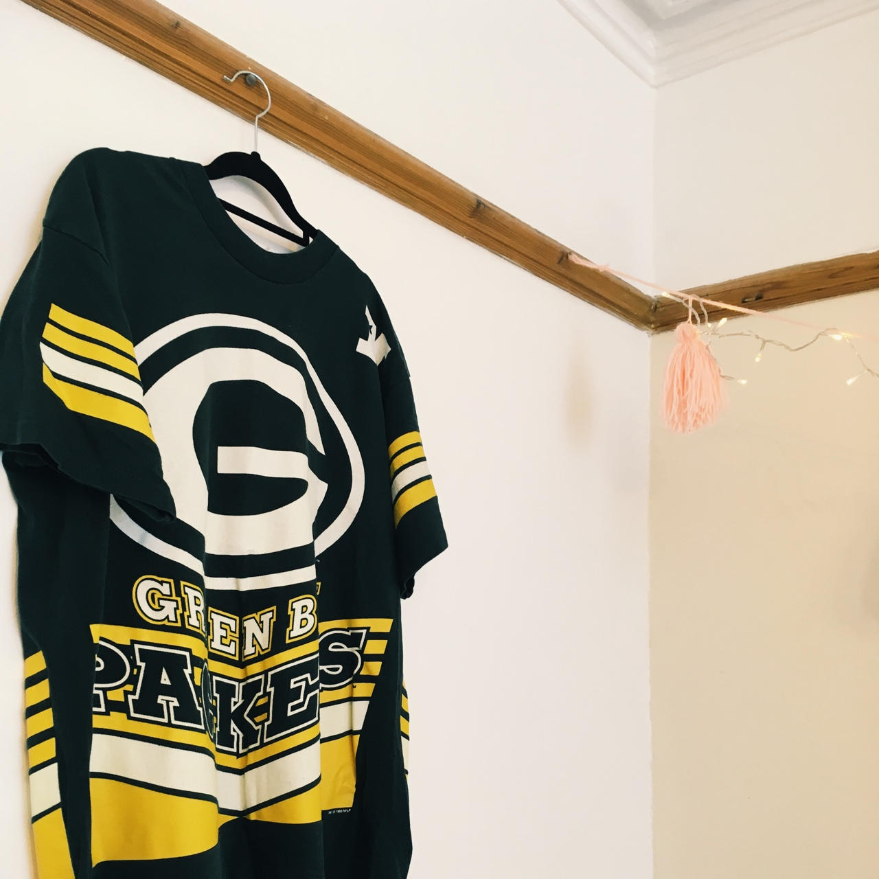 quality design f5bad f6eff Green Bay Packers Vintage Jersey from COW Vintage ...