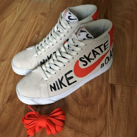lowest price edff2 a038e kaiside. 2 months ago. New York, United States. DO NOT BUY RESERVED Nike  Blazer SB Premium SE QS x Geoff McFetridge ...