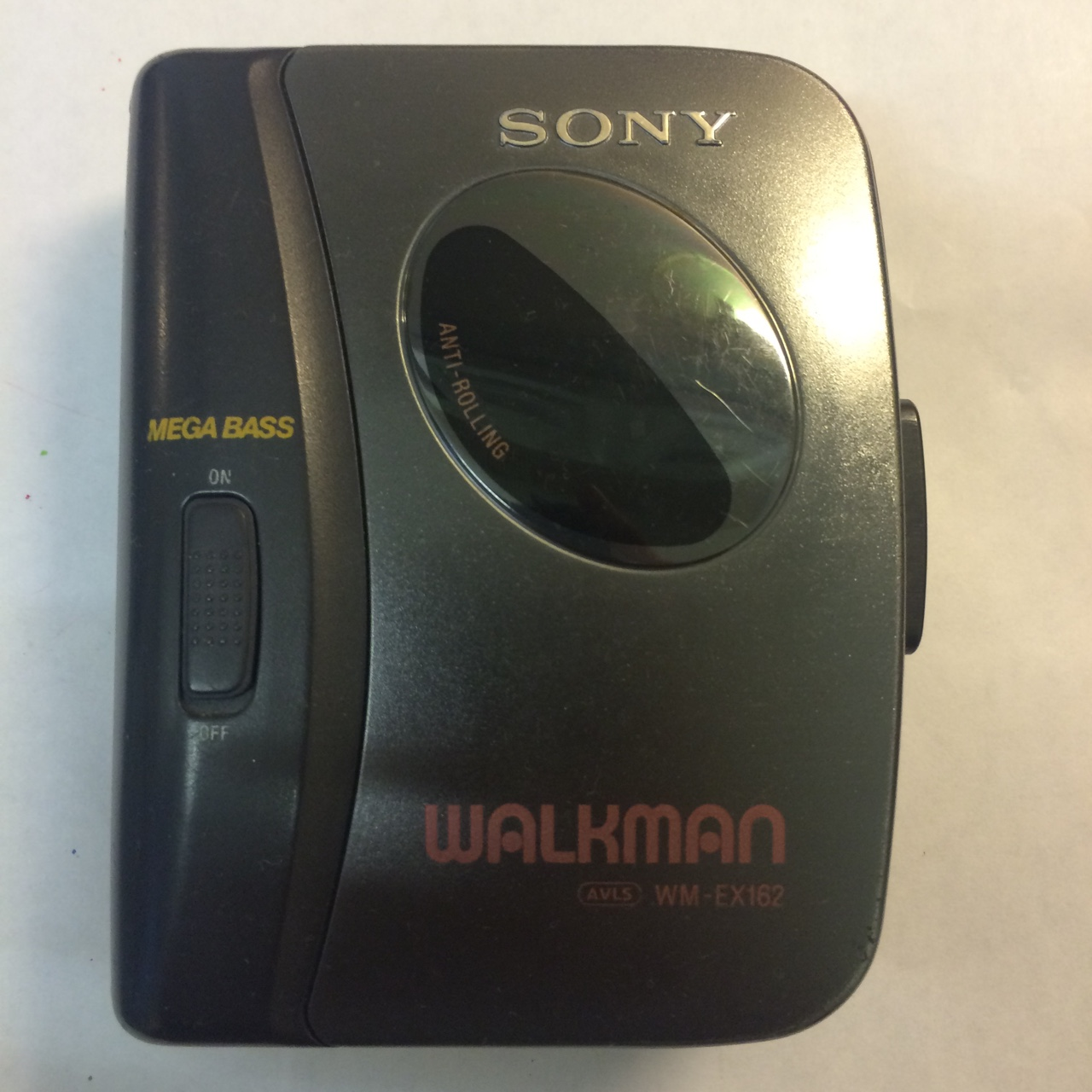 Sony Walkman Cassette Player  In full working order     - Depop