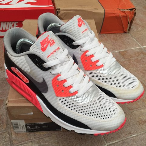 newest 9e4f9 a294e  gjc309. 3 years ago. London, UK. Nike Air Max 90 NRG Infrared ...