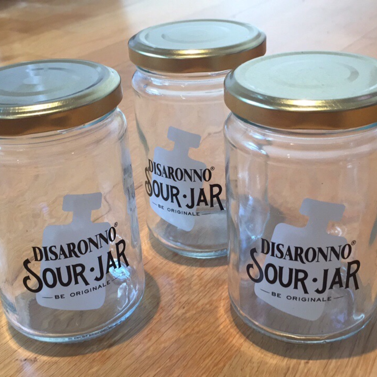 Disaronno Sour•Jars ! I have 3 of these beautiful    - Depop