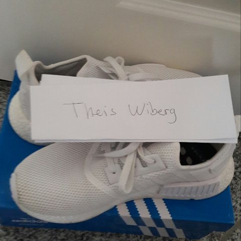 801508b9a56db Selling these NMD Triple White Condition 8. Worldwide NMD