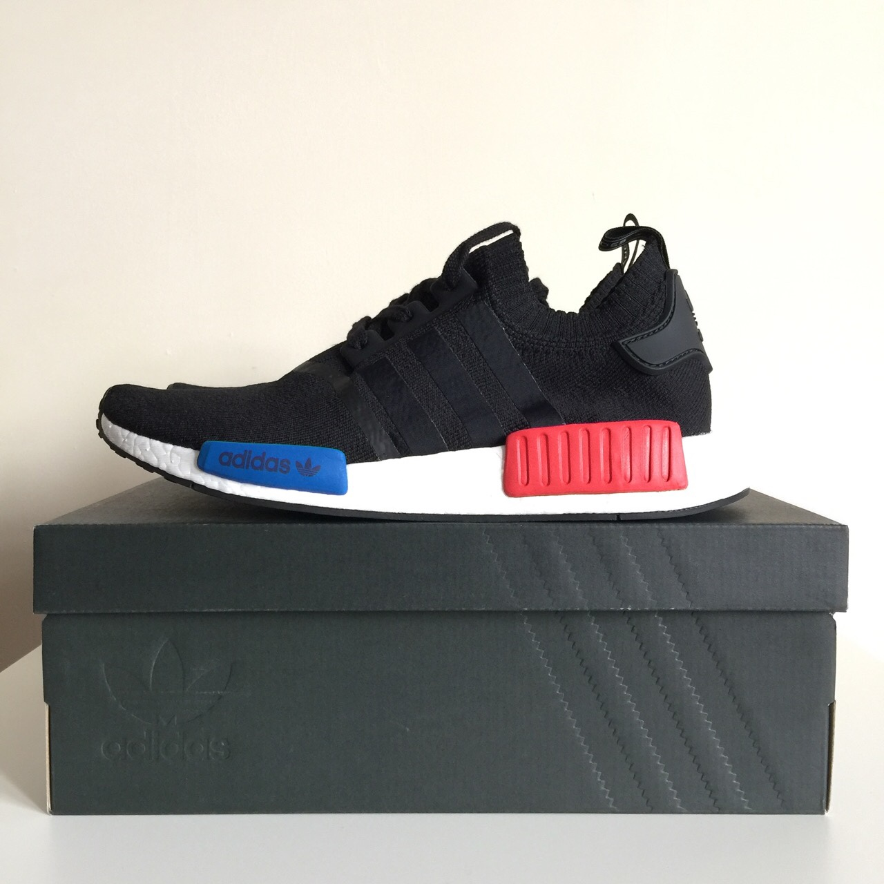 first rate 2fa37 88f55 Adidas NMD R1 PK 'OG' Boost 2017 - UK 9 US 9.5 - As ...
