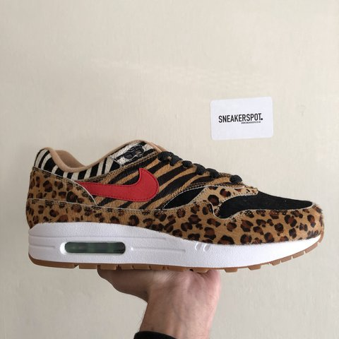 finest selection 0dc94 592c9  shoehaven. last year. Solihull, United Kingdom. AIR MAX 1 ANIMAL PACK ...
