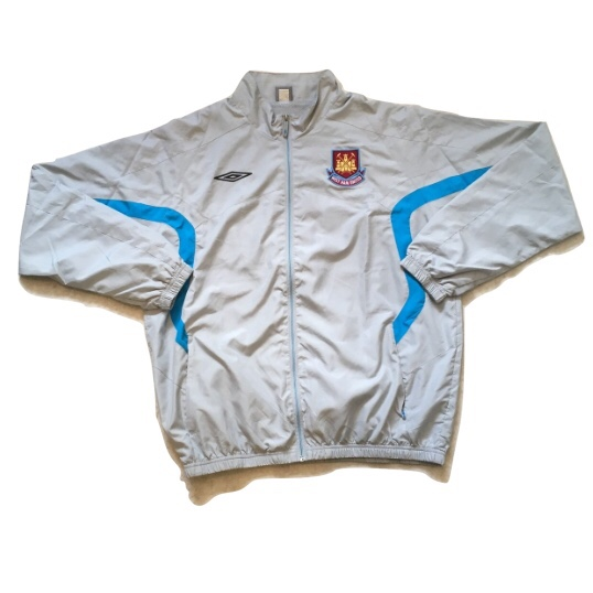 Retro vintage Umbro West Ham United Tracksuit    - Depop