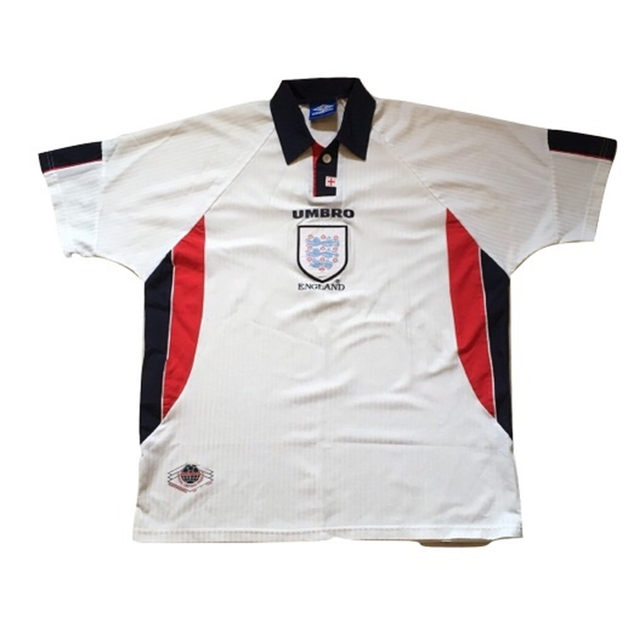 a7e491f3031 Vintage England Rugby Shirt | Top Mode Depot