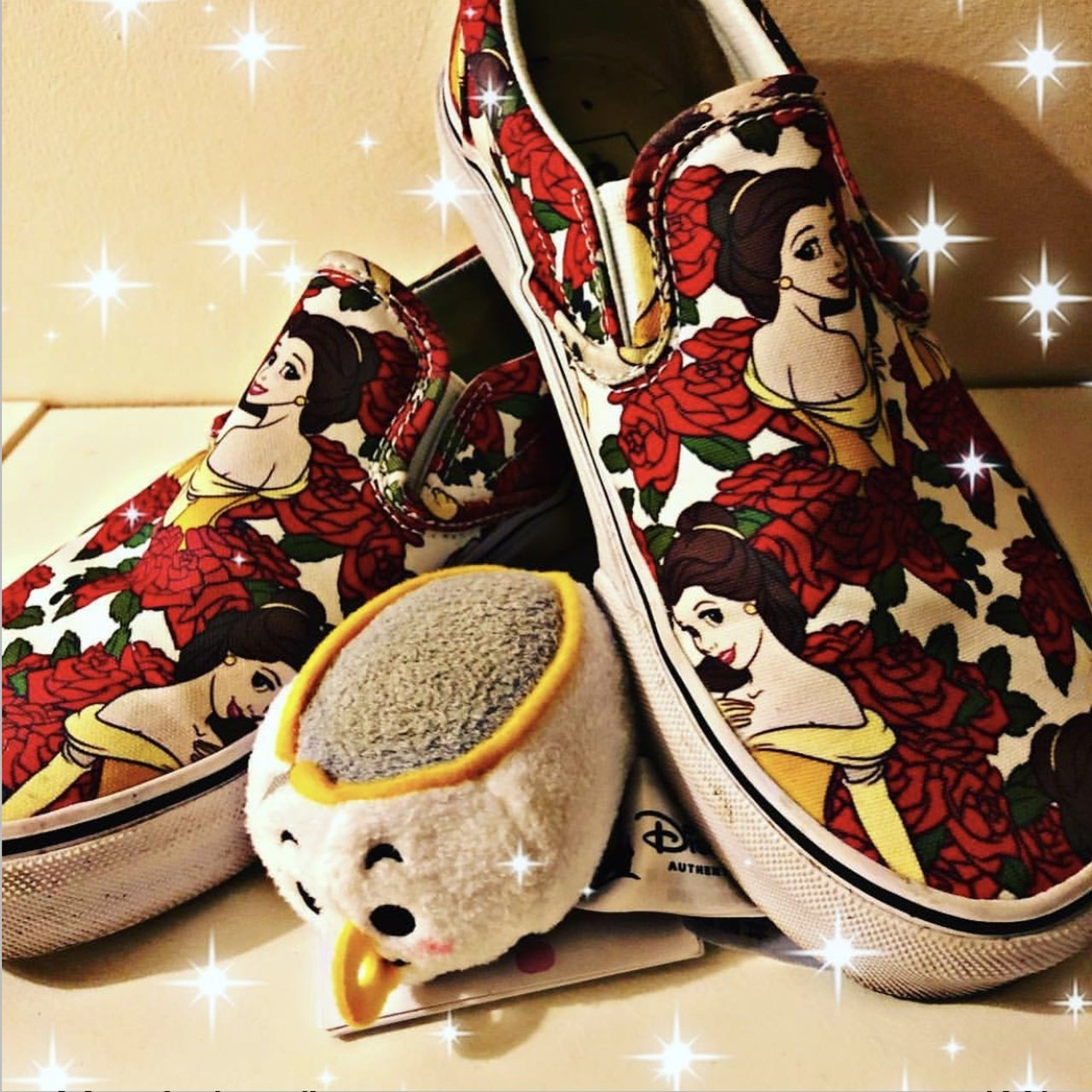 8c75497f95f766 For sale taking offers!! Disney vans