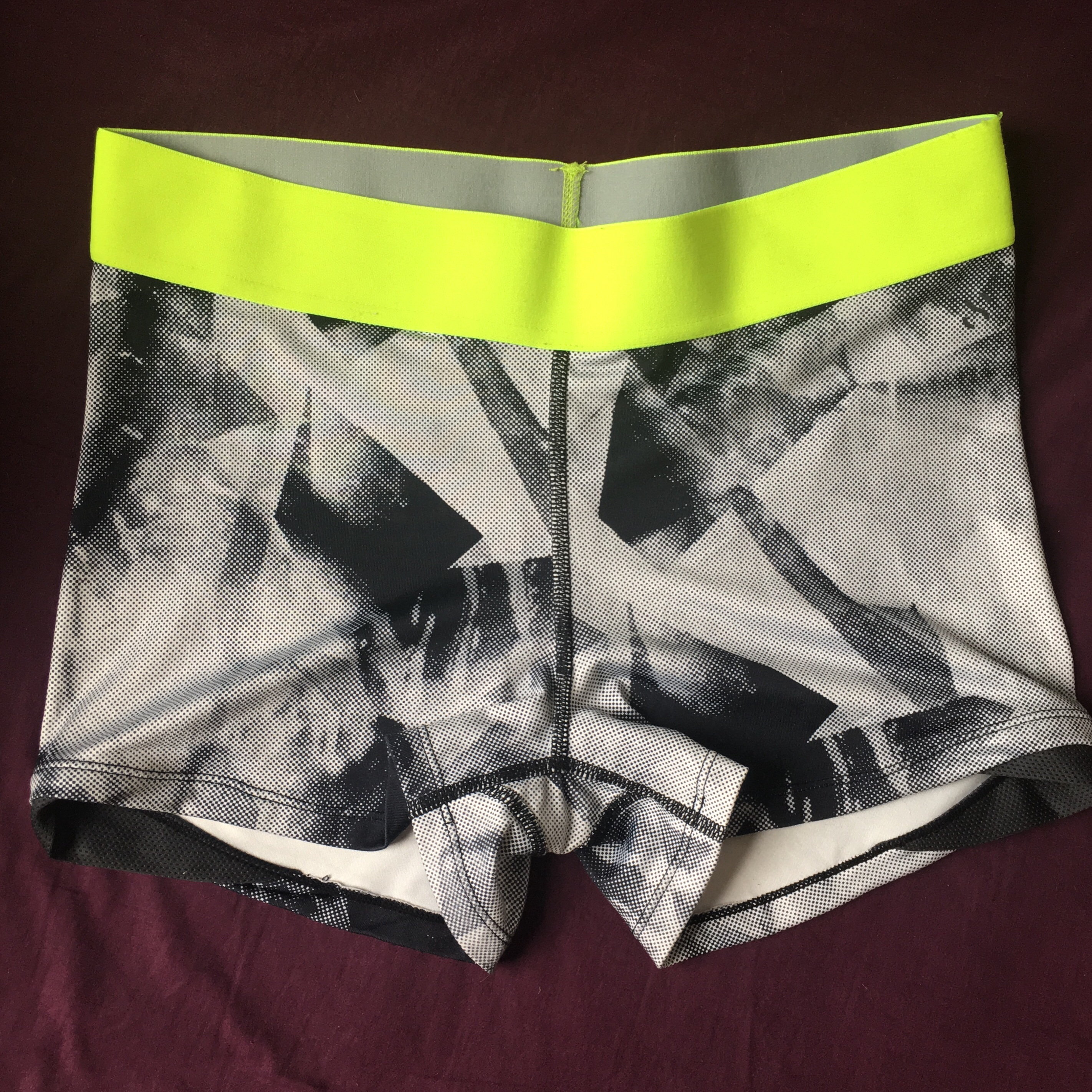 Cycling shorts mini/ short shorts! Great for running    - Depop