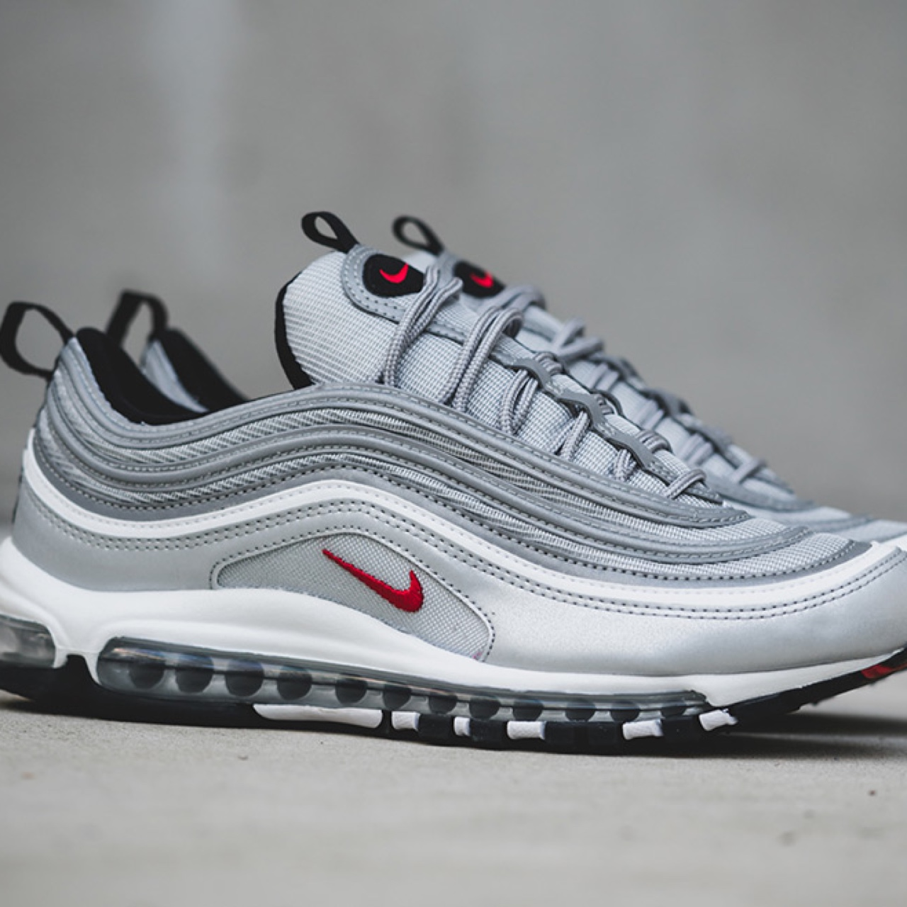 Nike air max 97 silver bullet, copped from the drop Depop