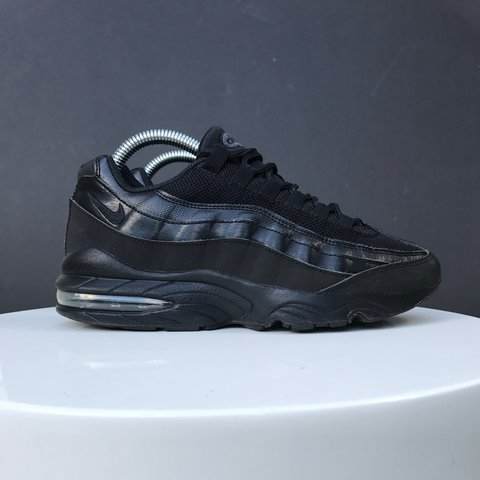 d9007a7d0e @adamphillips90. 2 years ago. United Kingdom. Nike air max 95 , triple black  .