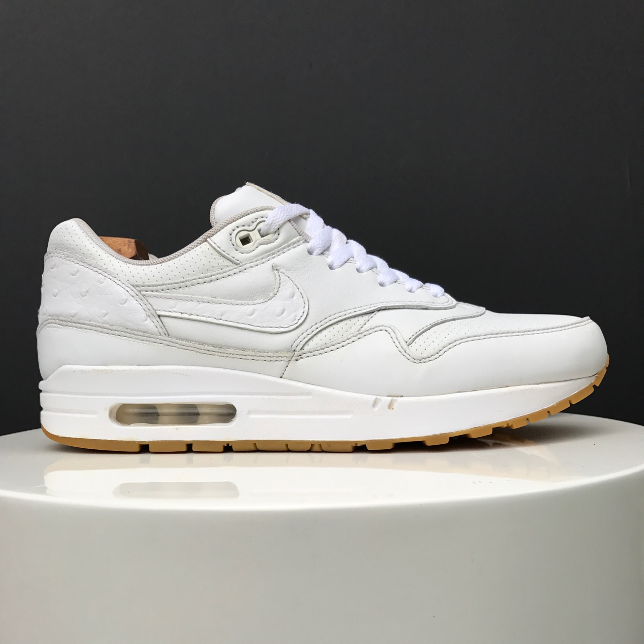 Nike air max 1 Leather PA - Ostrich