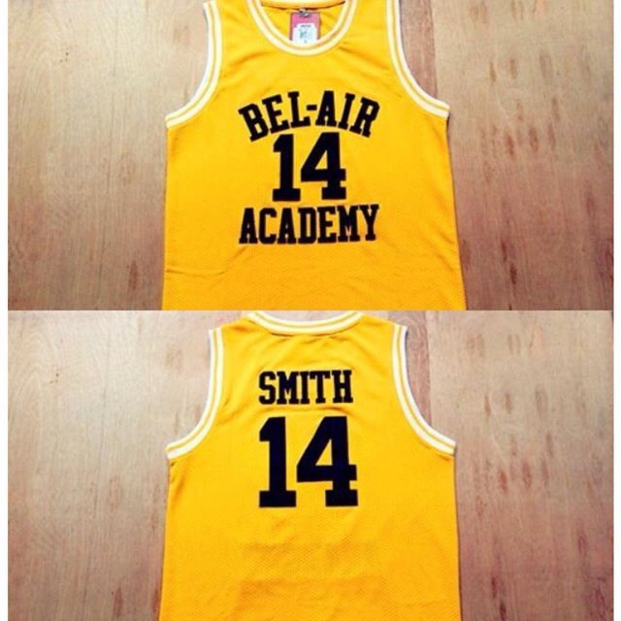 Fresh Prince of Bel Air Will Smith jersey . Available in all - Depop 5e3b6a6f9