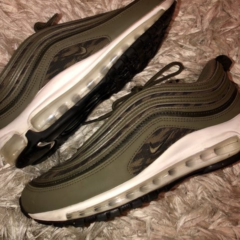 san francisco f4292 7fbca newest 23dda aa342 nike air max 97 tiger camo olive ...