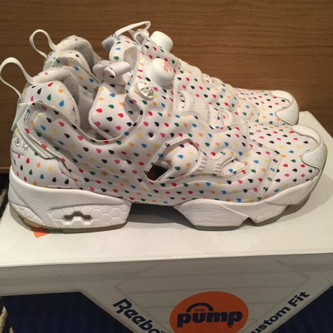 9c1b621406c65b FOR SALE  Reebok Instapump Fury OG Raindrop In great only a - Depop