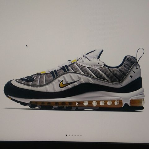 f0f0fa835b8 Nike Air Max 98 Proxy Can get any size in hand on release of - Depop