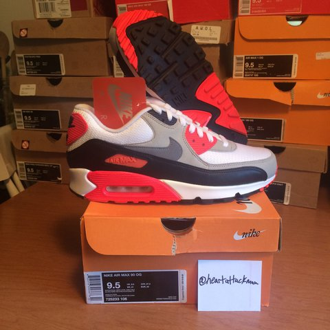 huge selection of 76c52 9a832 2015 DS Nike Air Max- 0
