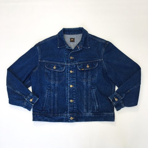 dcdcbc48 @pollygarms. last year. London, United Kingdom. Vintage 90's Lee cooper  denim jacket. In great condition with no ...