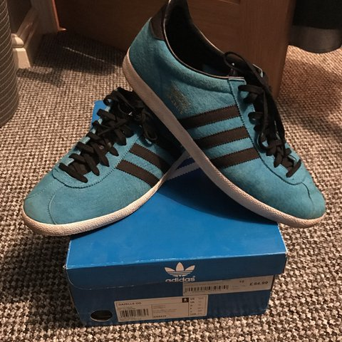 competitive price 0efe6 a7497 mgee18. FollowingFollow. 2 years ago. Horsford, United Kingdom. Adidas  gazelle OG Nice pair of trainers just ...