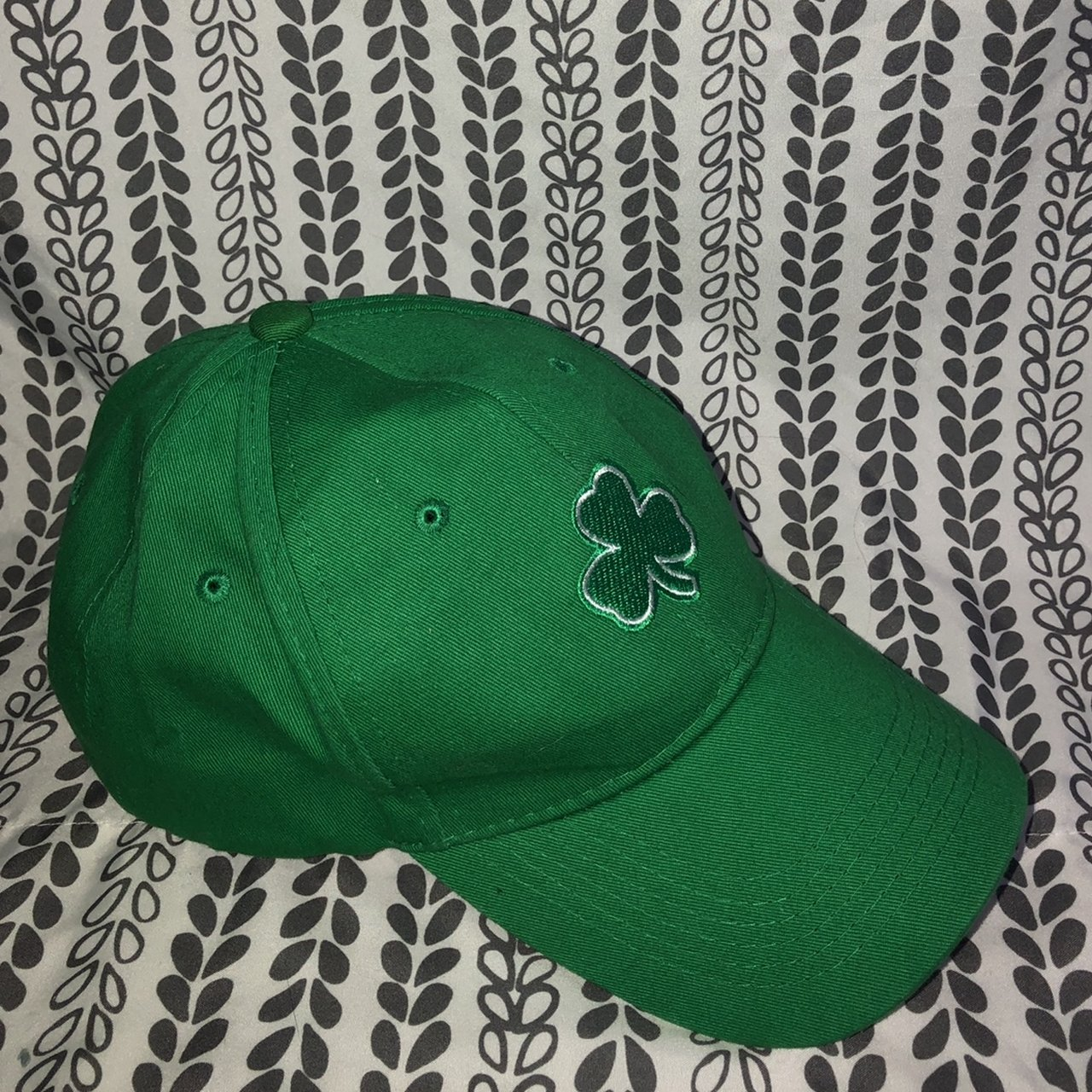 ☘️Green Clover Baseball Cap☘ Perfect for St. Patrick s Day - Depop f4c3ae10063