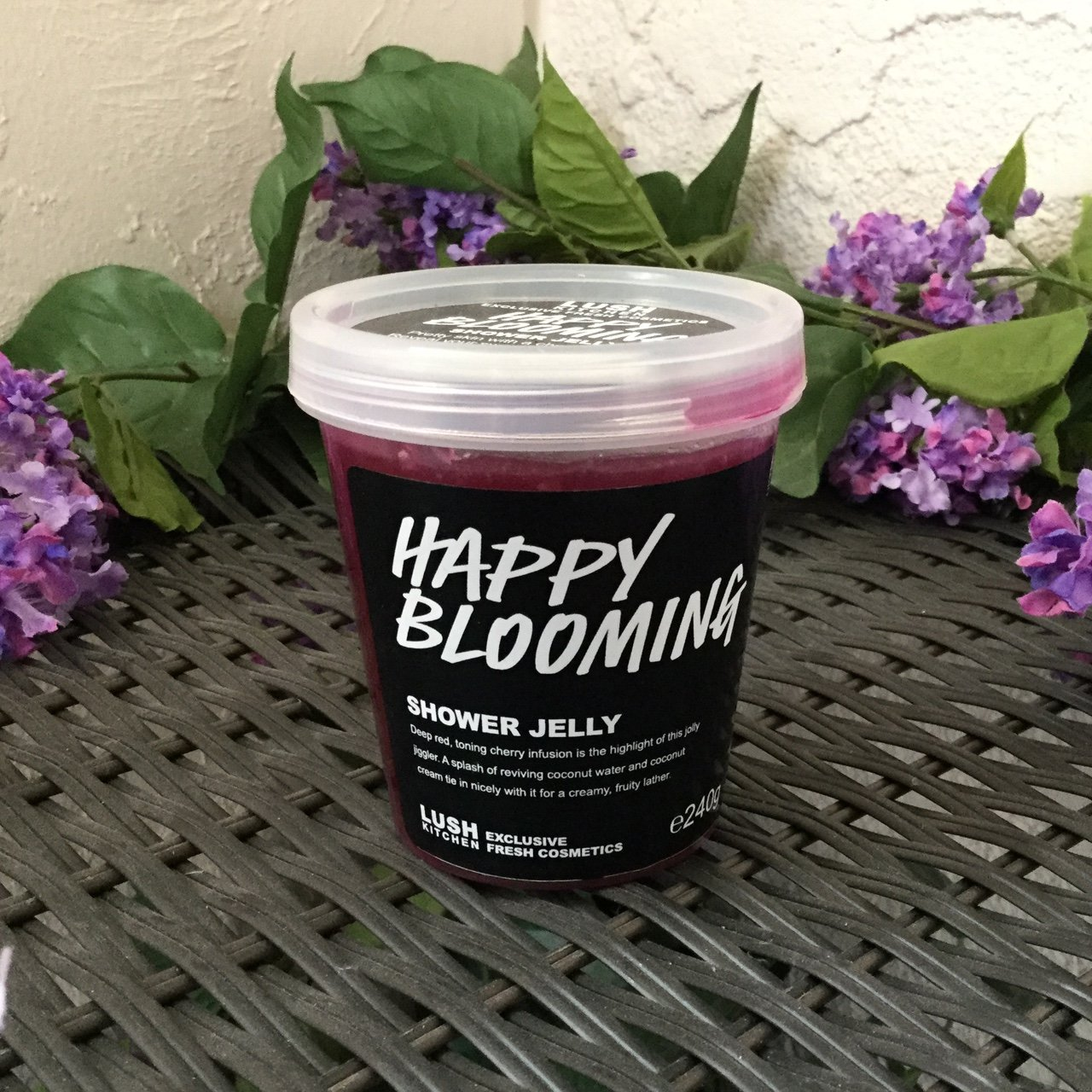 Updated Price Lowered Happy Blooming Shower Jelly From The Depop