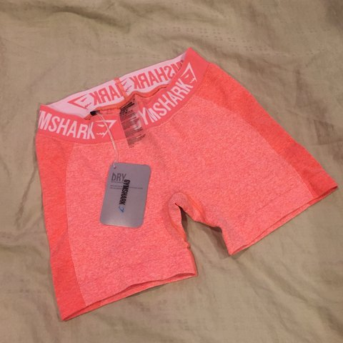 787a2d105290e4 @dortycw. 11 months ago. San Jose, United States. Coral/peach Gymshark flex  shorts size small 💗 brand new ...
