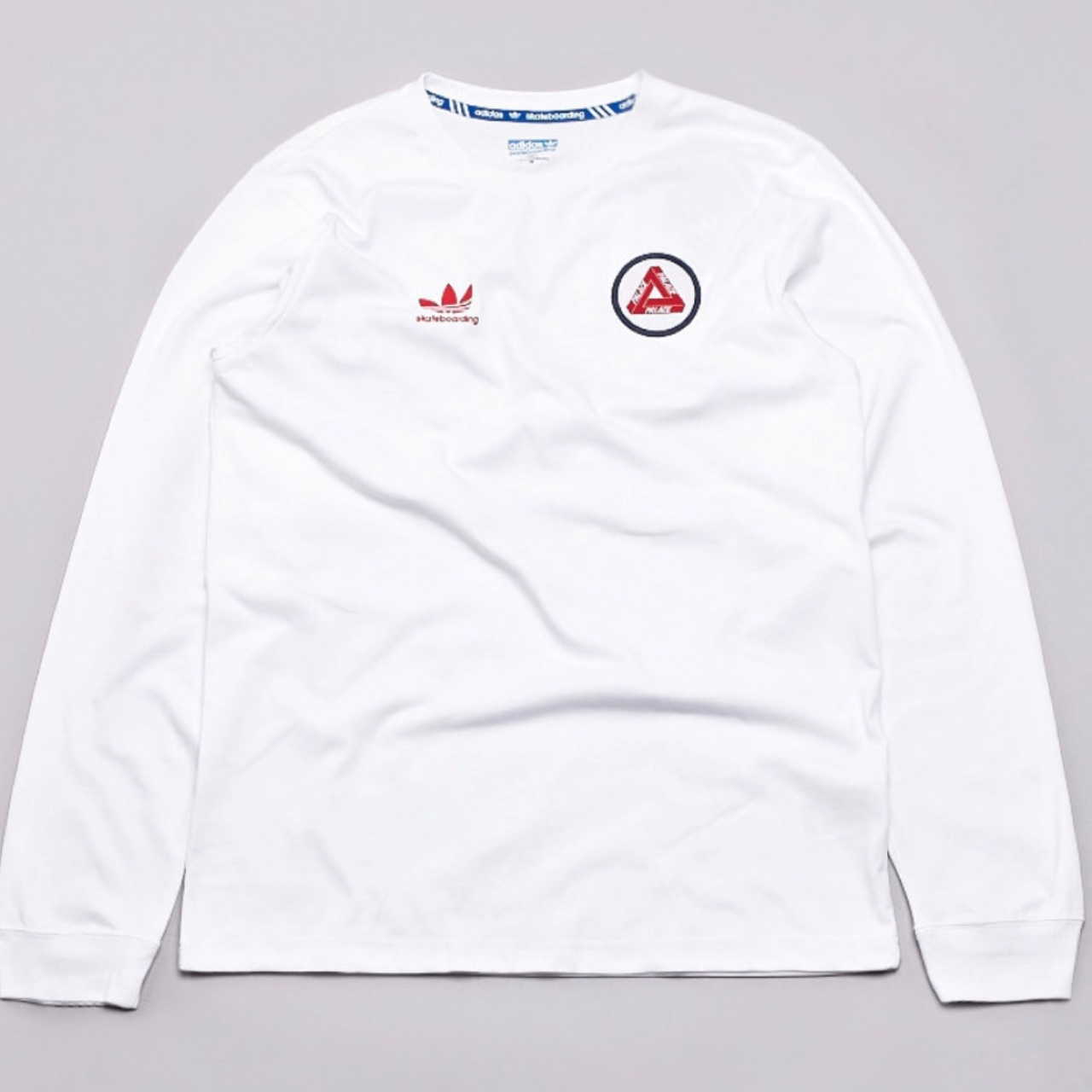 Adidas Adidas X Palace Fairfax Long Sleeve  Grailed