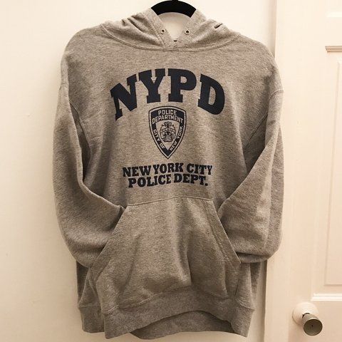 be3936bb2 @jasbartlett. yesterday. Brighton, United Kingdom. [RESERVED] Grey NYPD/Brooklyn  Nine-Nine hoodie ...