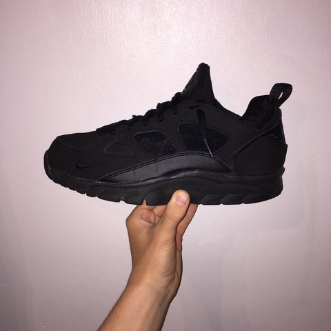 best sneakers cae4f ecc27 Nike air huarache low black,- 0