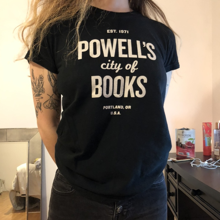 9b125f45dd0 Powell's bookstore in Portland Oregon!!! original... - Depop