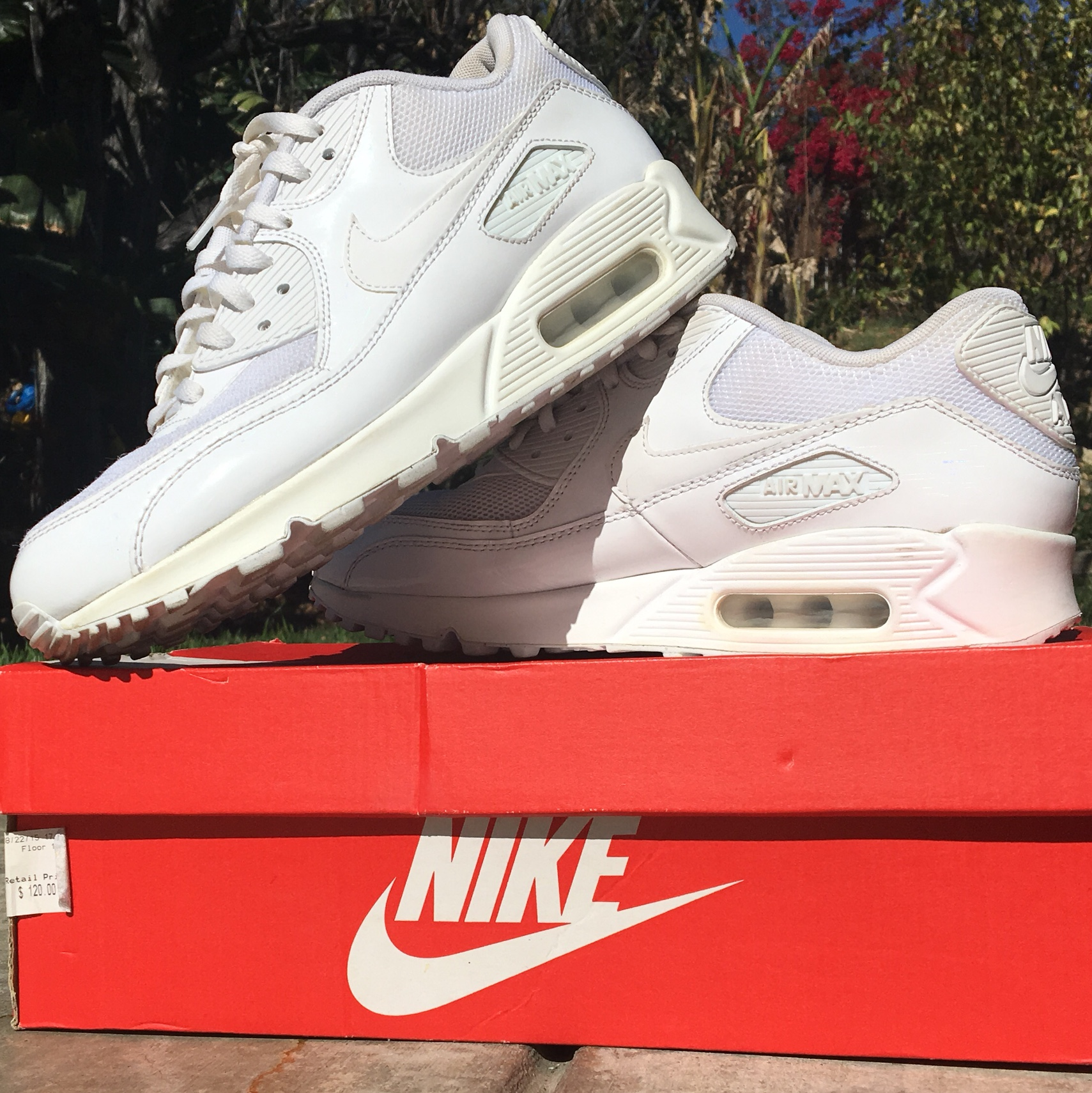 Women's Nike Air Max 90 Premium size 9.5 with Depop