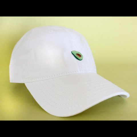 40a26f88c20 NEW Avocado Dad Baseball Hat Cap low profile 100 % cotton