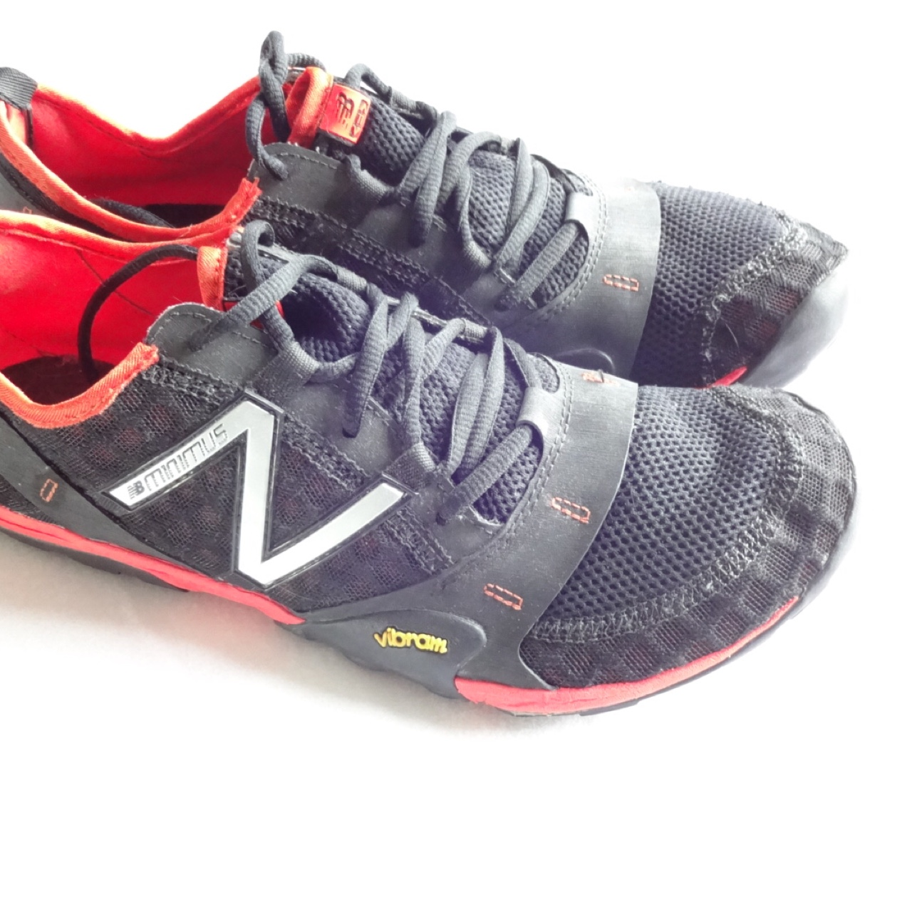 check out e0f8a 210ed New balance barefoot runners trainers - Depop