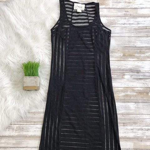 6dc715698d @amunizz. in 1 hour. Odenton, United States. Urban Outfitters Coincidence &  Chance Sheer Maxi. Black ...