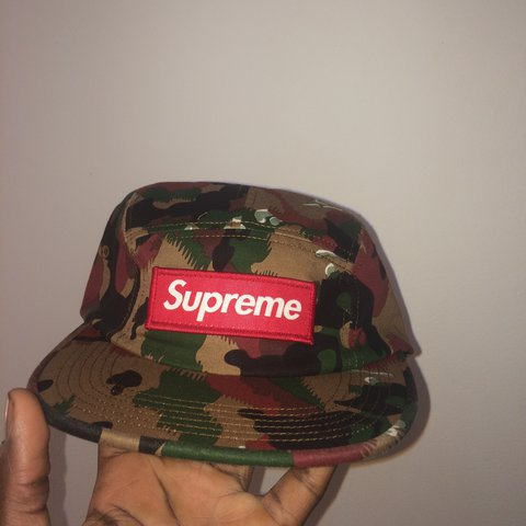 a3dc7c80 @justinthegreatgod. 2 years ago. Sutton Coldfield, United Kingdom. Military  Camp Cap SS17 Swiss Camo