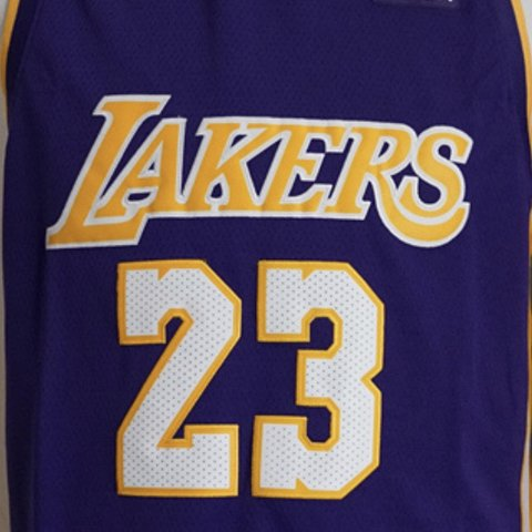 3919c797e60 NIKE Lebron James Lakers jersey New with tags