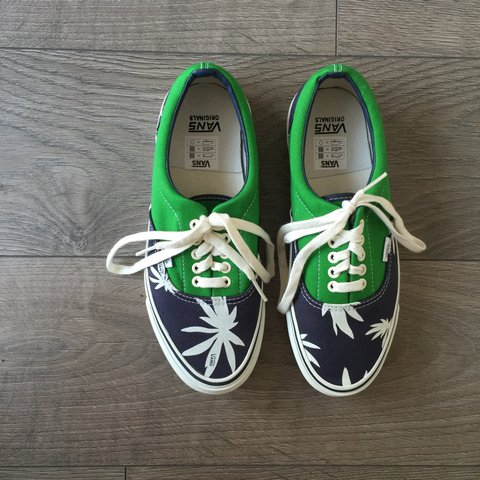 bc2ab3f5f6 Vans OG Era LX Shoes •• Men s UK size 8 (US - 9) Van to - Depop