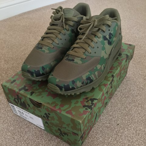 5c8f18fff89d4 @olley. last month. Swindon, United Kingdom. Nike Air Max 90s Japan Camo ...