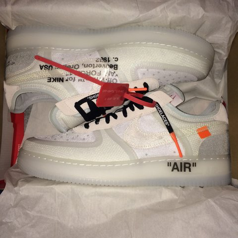 Nike Air Force 1 Have all OG Laces