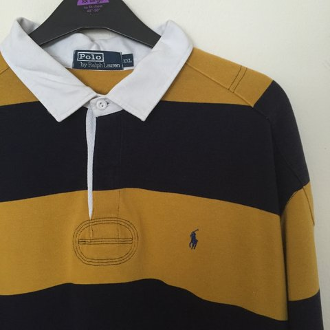 cdc8e65520f @watn. 3 years ago. Bromsgrove, Bromsgrove, Worcestershire, UK. Men's  vintage Ralph Lauren Polo Rugby Shirt ...