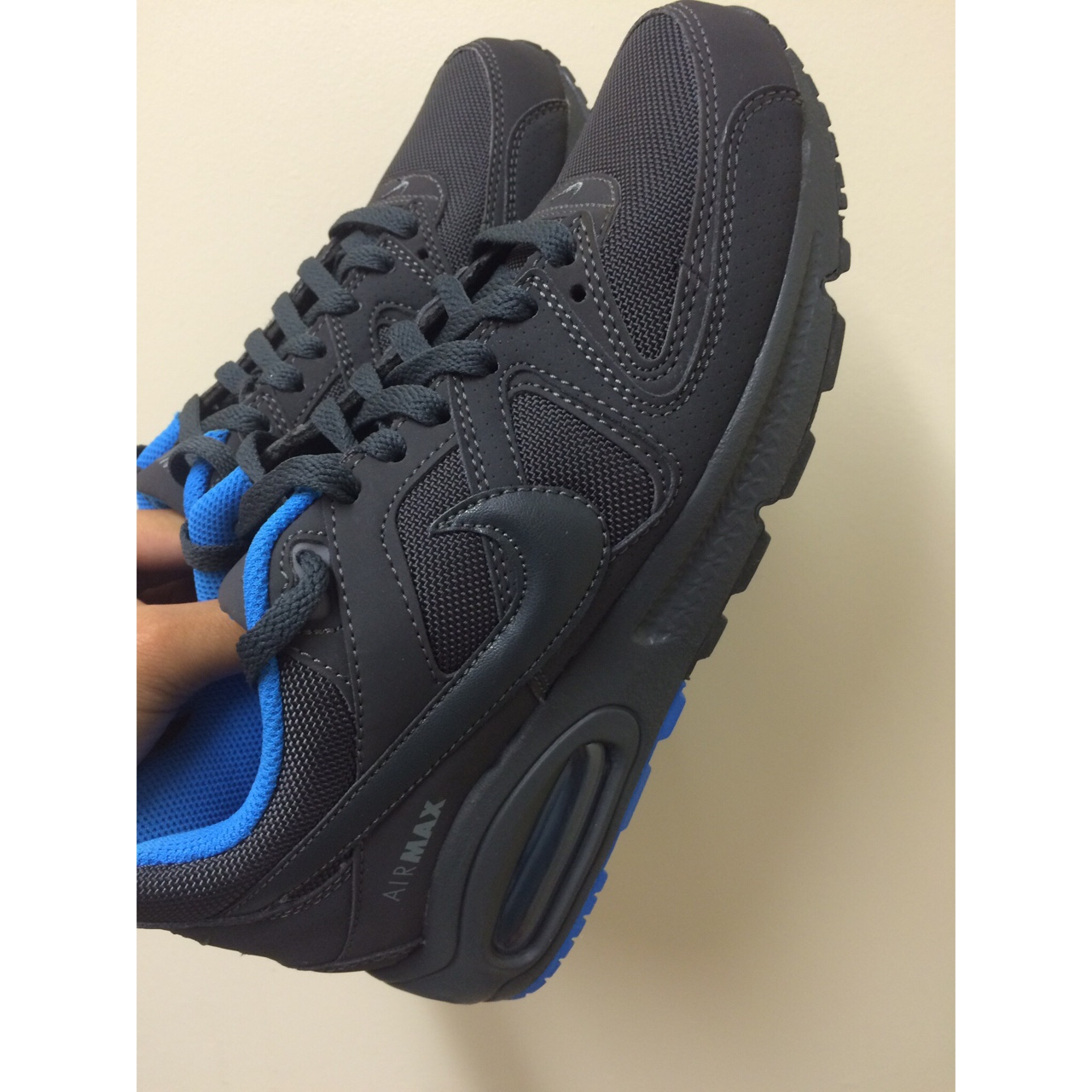 check-out 58080 1124f 🔹Nike Air Max Command Junior🔹Obsidian / Wolf Grey ...