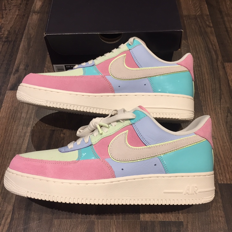sports shoes 8d624 60201 Nike Air Force 1 Low Easter 2018 Color: Easter Egg... - Depop