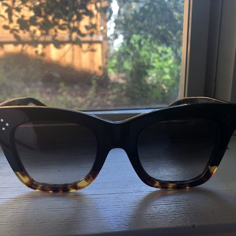 be5da507a99 C line retro cat eye sunglasses purchased at Nordstrom in Depop